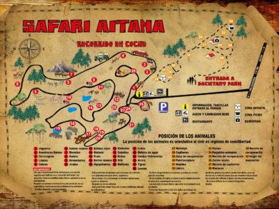 entradas escolares safari aitana