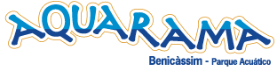 logotipo aquarama quality tours mariola, aquarama benicassim, entradas escolares parques tematicos