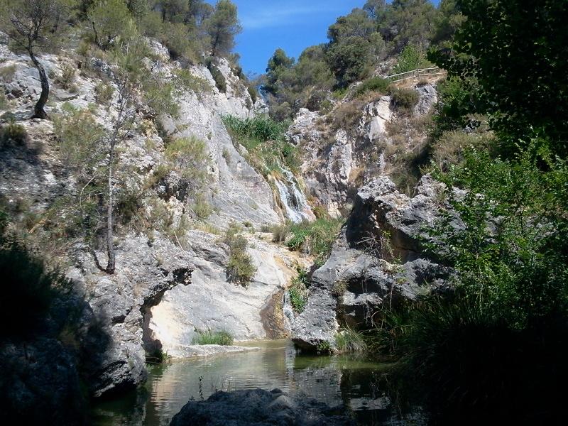 """Paraje Natural de """"El Racó Sant Bonaventura"""""""