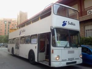 Excursión escolar bus+tranvía+barco