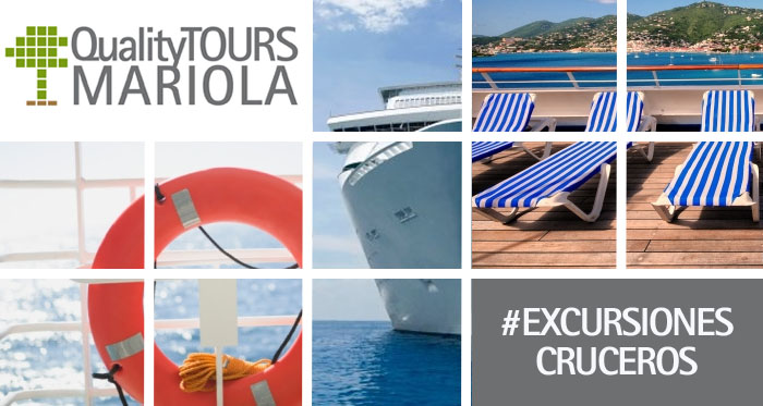 cruise guided tours, excursiones cruceros