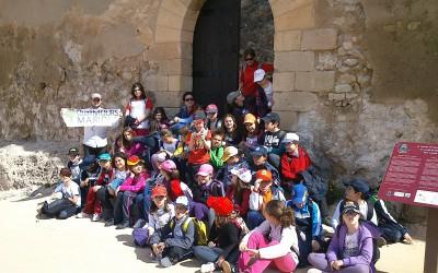 excursion escolar ruta de los castillos