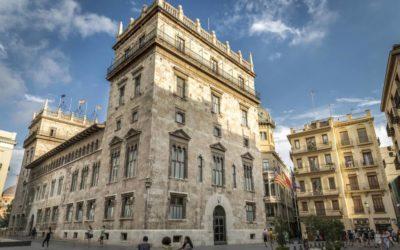 visita guiada palau de la generalitat valenciana