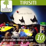 excursion escolar betlem de tirisiti alcoy, visita colegios Betlem de Tirisiti Alcoy
