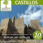 Excursión escolar Ruta de los Castillos del Vinalopó, castillo de banyeres de mariola