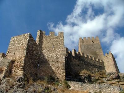 Excursión escolar Ruta de los Castillos del Vinalopó, visita colegios ruta de los Castillos, castillo de banyeres de mariola