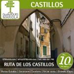 Excursión escolar Ruta de los Castillos del Vinalopó, castillo de biar