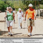nordic walking, famtrip
