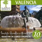 viaje fin de curso valencia, valencia cruise excursions