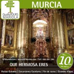 visita guiada murcia, guided tours murcia, shore excursions murcia