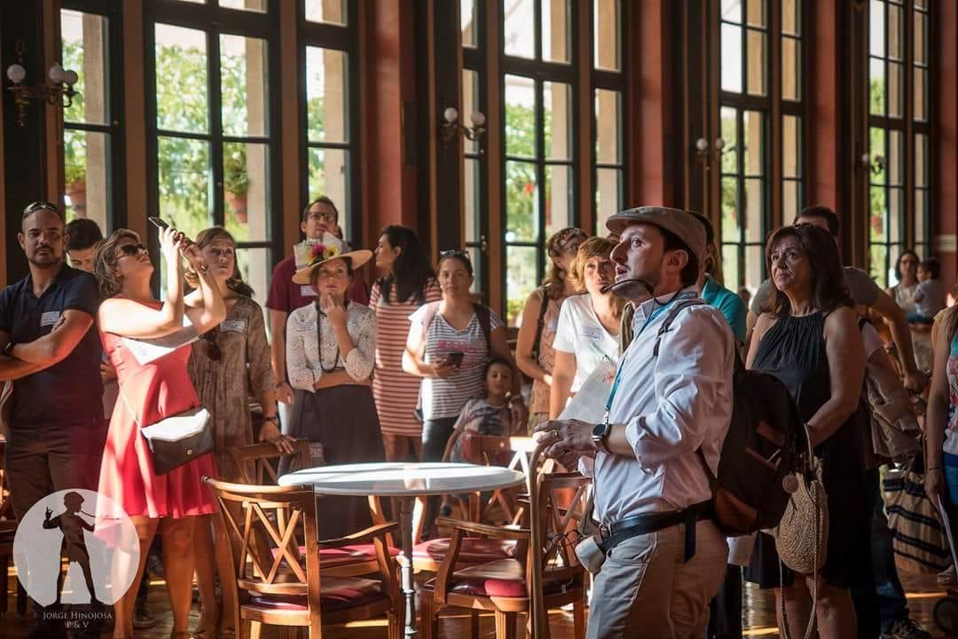 visitas guiadas semana del modernismo en alcoy