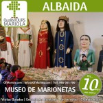 excursión escolar albaida, museo internacional de las marionetas albaida, museu internacional de les titelles albaida, mita, visita colegios Albaida