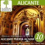 excursión escolar alicante, excursiones escolares alicante, visita guiada alicante, visitas guiadas alicante, visita colegios Alicante, monasterio santa faz alicante