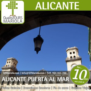 excursión escolar alicante, excursiones escolares alicante, visita guiada alicante, visitas guiadas alicante, visita colegios Alicante, ayuntamiento de alicante