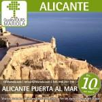 excursión escolar alicante, excursiones escolares alicante, visita guiada alicante, visitas guiadas alicante, visita colegios Alicante, castillo de santa bárbara alicante