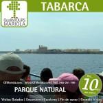excursión escolar tabarca, excursión tabarca, parque natural tabarca, visita colegios Tabarca, visitas guaidas isla de Tabarca