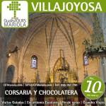 excursión escolar villajoyosa, visita guiada villajoyosa, visita fabrica chocolates valor, visita colegios Vialljoyosa