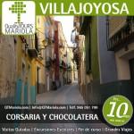 excursión escolar villajoyosa, visita guiada villajoyosa, visita fabrica chocolates valor, visita colegios Villajoyosa