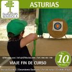 viaje fin de curso asturias, viajes fin de curso asturias