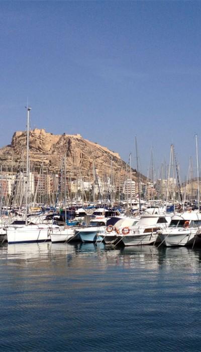 visita guiada alicante, excursiones cruceros alicante, visitas guiadas castillo santa barbara en alicante