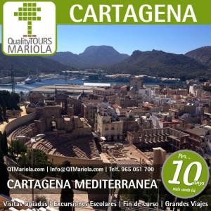 visita guiada cartagena, excursion crucero cartagena spain, shore excursions cartagena spain, Viaje fin de curso La Manga, cartagena cruise excursions