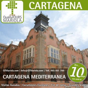 visita guiada cartagena, excursion crucero cartagena spain, shore excursions cartagena spain