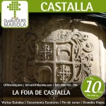 visita guiada castalla excursion escolar castalla ruta de los castillos