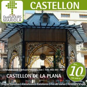 visita guiada castellon guided tours