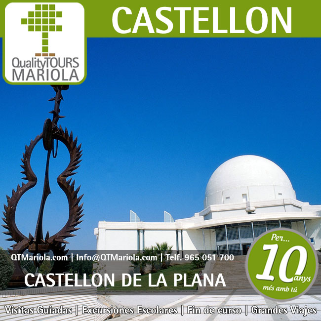 visita guiada castellon guided tours, excursiones para cruceros en castellón