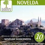 visita guiada novelda, excursión escolar novelda, excursiones escolares novelda, visita escolares Novelda modernista