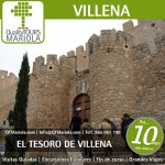 visita guiada villena, guided tour villena, excursion escolar villena