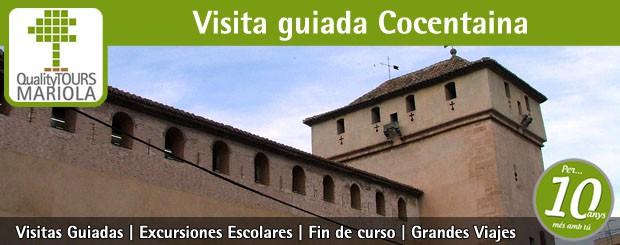 visita guiada cocentaina, guided tours cocentaina, visitas guiadas cocentaina