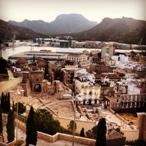 Cartagena Spain Tour Guide Teatro Romano