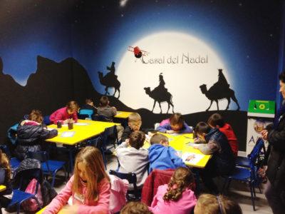 Casal del Nadal en Alcoy, excursiones escolares y visitas guiadas en Alcoi ciutat del Nadal