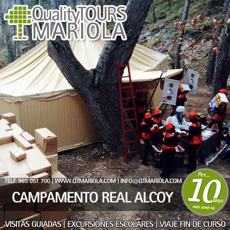 Campamento Real Alcoy 5 enero 44