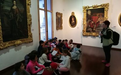 visita guiada xativa, quien dice qué es arte