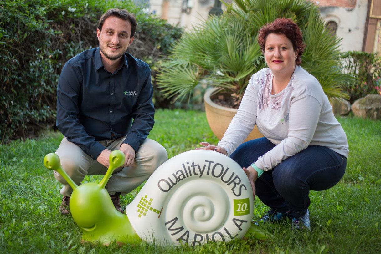 Ana y Jordi Linares, visitas guiadas