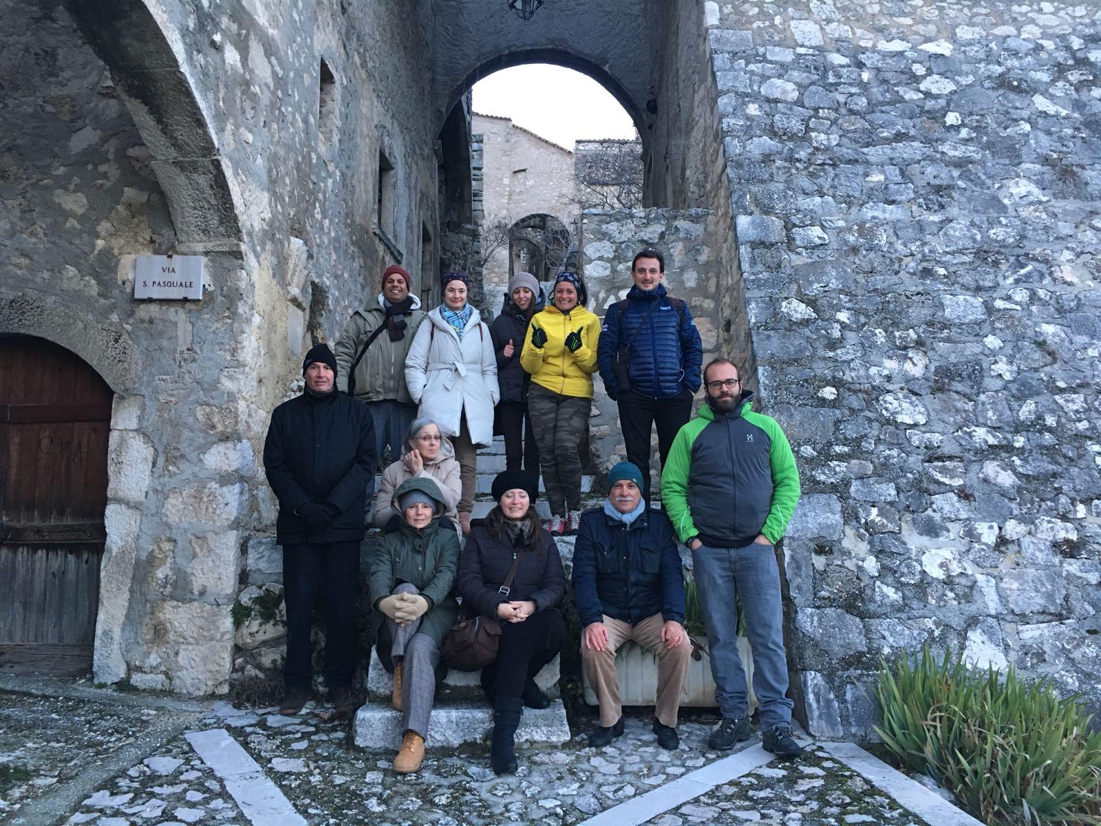 curso de formación en italia