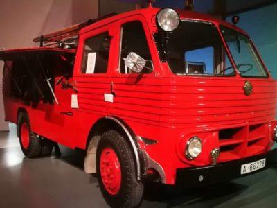 excursion escolar museo provincial de bomberos muboma