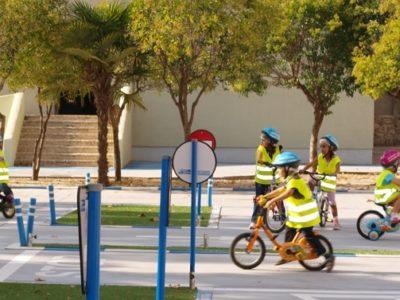 parque educacion vial alcoy