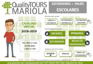 excursiones escolares quality tours mariola