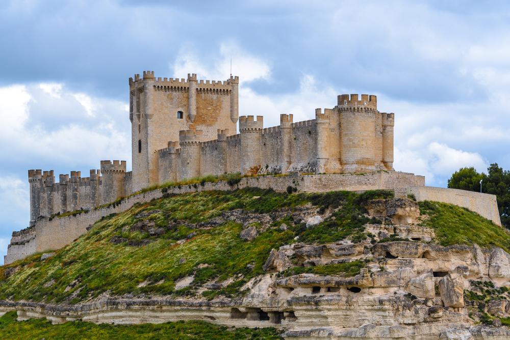 castillo de pañafiel