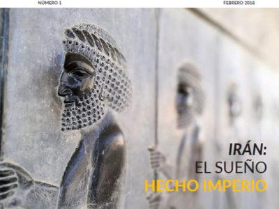 historical megazine iran el sueño hecho imperio