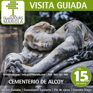 visita guiada cementerio alcoy