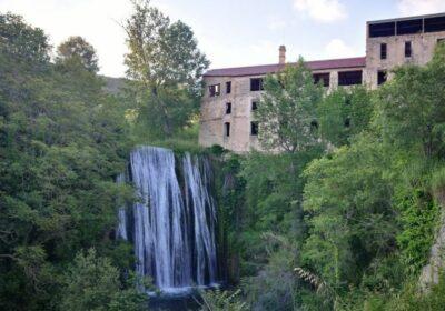 yacimiento arqueologico industrial rio molinar