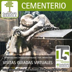 visitas guiadas virtuales cementerio monumental de alcoy