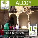 excursion escolar medieval alcoy