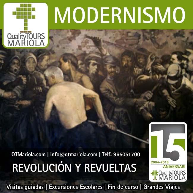 REVOLUCIÓN Y revueltas sociales alcoy